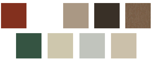 Window World Exterior Colors